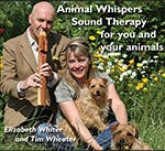 Animal Whispers Sound Therapy CD